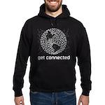 Get Connected Hoodie (dark)
