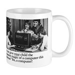 'Computer Magic' Ceramic Mug