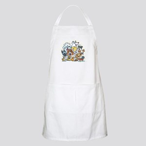 Thank You Dogs & Cats Apron