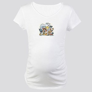Thank You Dogs & Cats Maternity T-Shirt