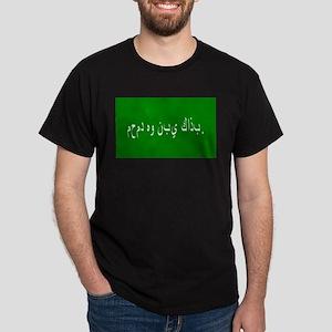 Mohammed is a false prophet. Dark T-Shirt