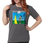 Umbrella in a Thunder Womens Comfort Colors® Shirt