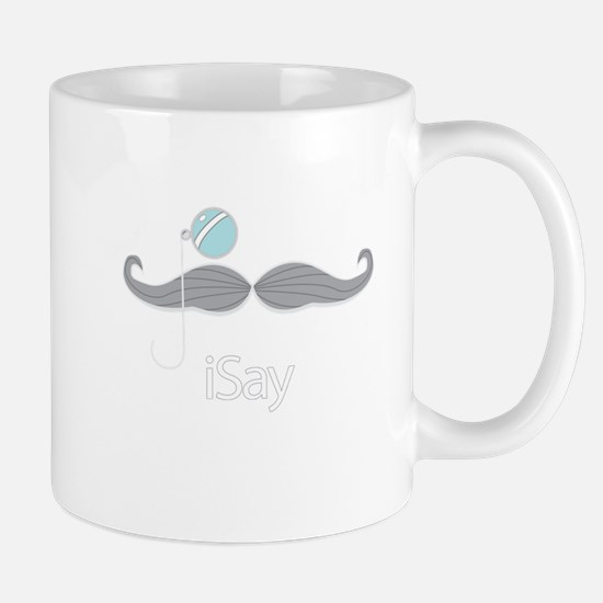 iSay for Color Mugs