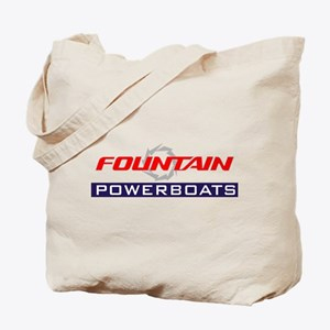 Fountain powerboats Tote Bag