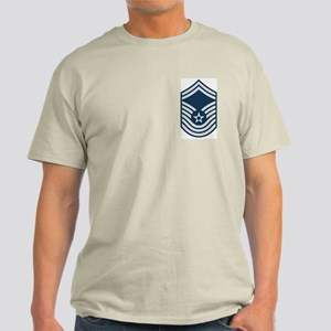 CMSgt Pre-1992 Stripes 1st Light T-Shirt