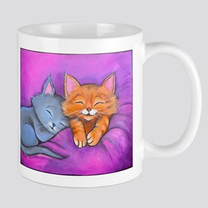 Kittens In Bed Mug