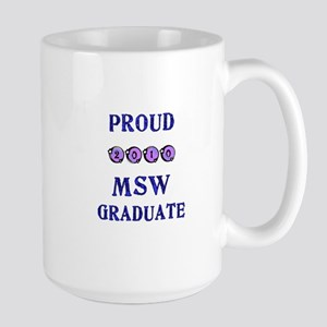 2010 msw graduate Mugs