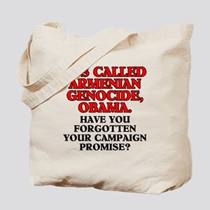 It's called Armenian genocide Tote Bag