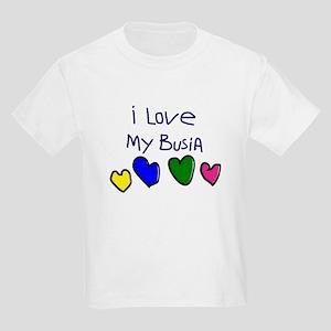 I Love My Busia T-Shirt