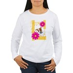 Happy Mother's Day Women's Long Sleeve T-Shirt