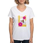 Happy Mother's Day Women's V-Neck T-Shirt