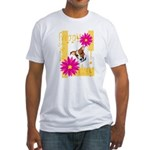 Happy Mother's Day Fitted T-Shirt