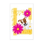 Happy Mother's Day Mini Poster Print