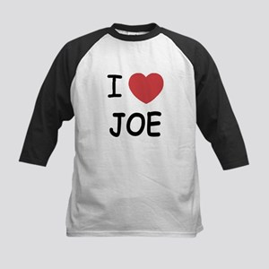 I heart Joe Kids Baseball Jersey