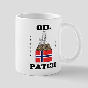 Norwegian Oil Fields Mug