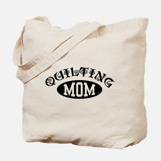 Quilting Mom Tote Bag