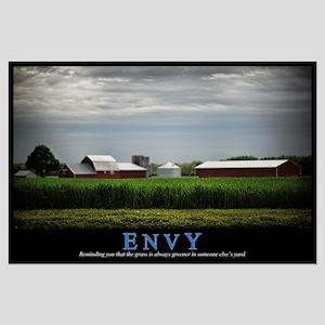 Large ENVY Poster