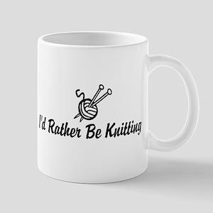 Funny knitting Mug