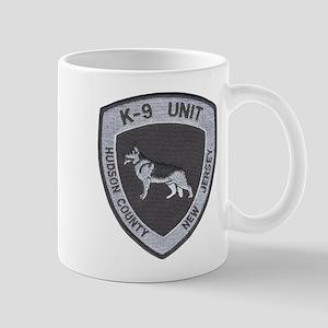 Hudson County K9 Mug