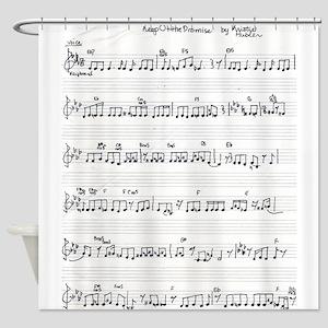 Keep Of The Promise handwritten sheet music song S