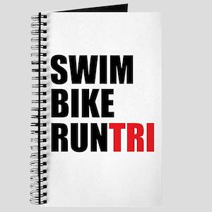 Swim Bike Run Tri Journal
