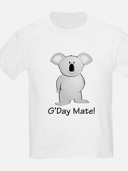 Unique Aussie koala T-Shirt