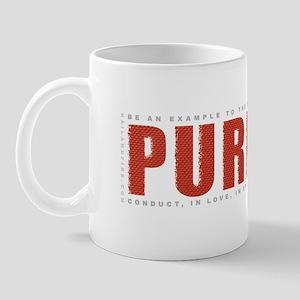 Puritan - 1 Tim 4:12 (Mug)