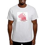 Cane Corso Mom Light T-Shirt