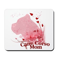 Cane Corso Mom Mousepad