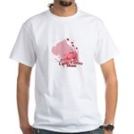 Cane Corso Mom White T-Shirt