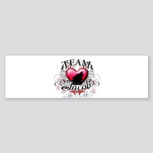 Team Jacob Tribal Sticker (Bumper)