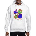 Square F.S. LOVE Hooded Sweatshirt