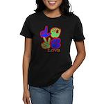 Square F.S. LOVE Women's Dark T-Shirt