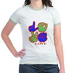 Square F.S. LOVE Jr. Ringer T-Shirt