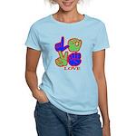 Square F.S. LOVE Women's Light T-Shirt