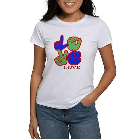Square F.S. LOVE Women's T-Shirt
