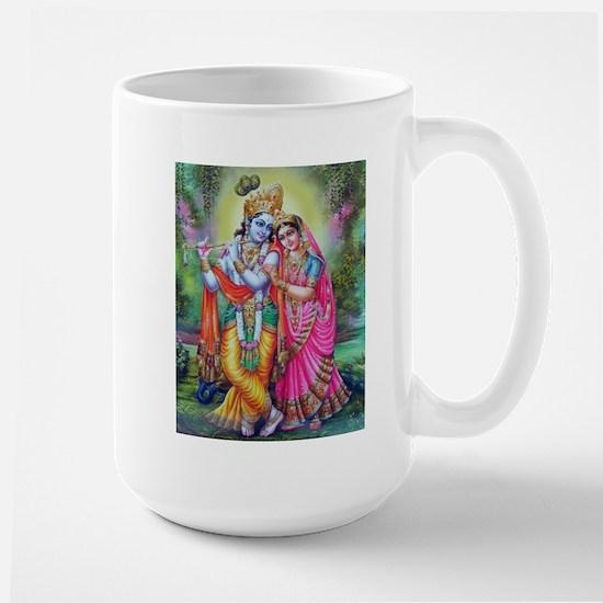 radha krishna Mugs