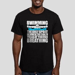 Swimming Sport T Shirt T-Shirt