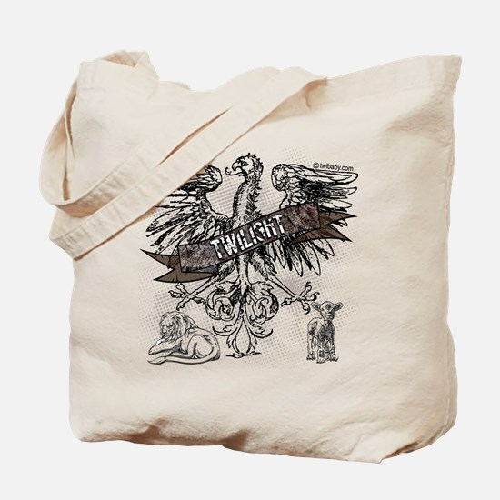 From Twibaby the Lion and the Lamb Tote Bag