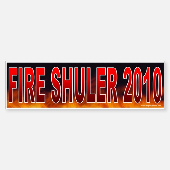 Fire Heath Shuler! (sticker)