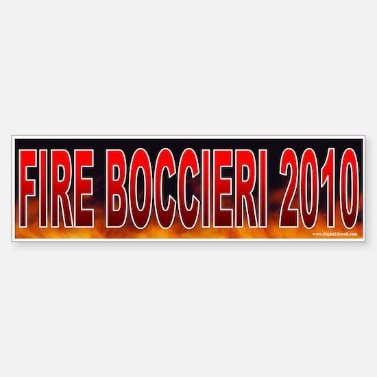 Fire John Boccieri! (sticker)