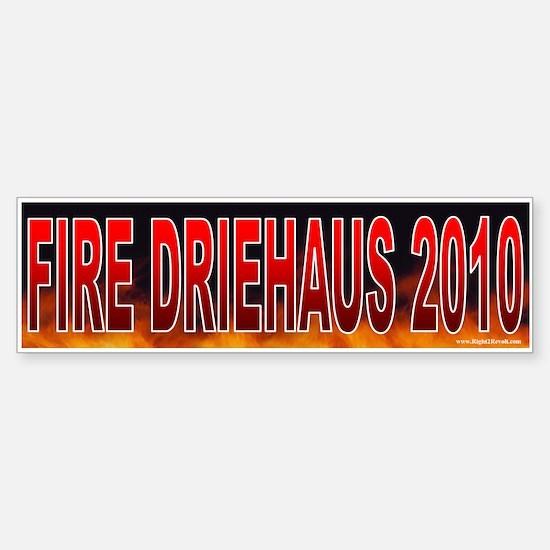Fire Steve Driehaus! (sticker)