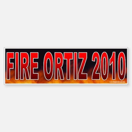 Fire Solomon Ortiz! (sticker)