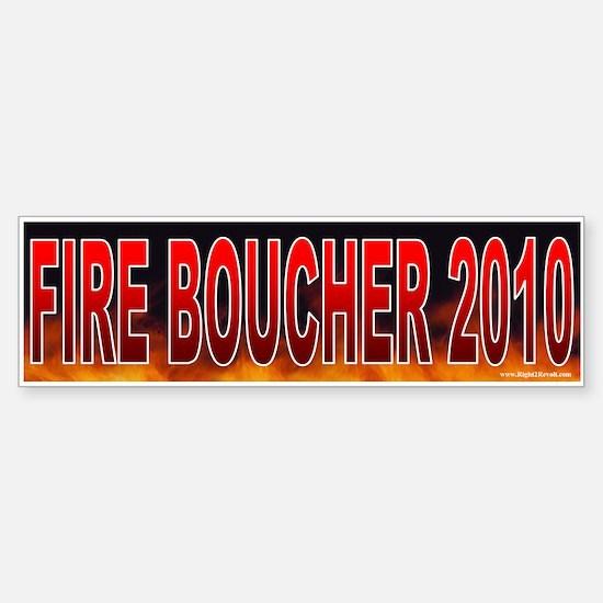Fire Rick Boucher! (sticker)