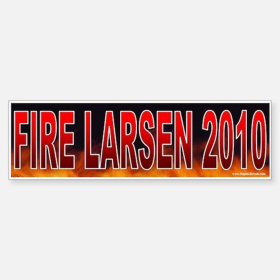 Fire Rick Larsen! (sticker)