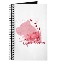 Cane Corso Pink Journal