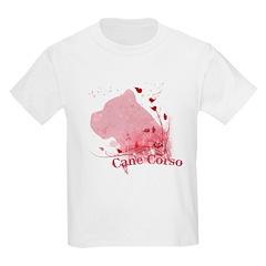 Cane Corso Pink T-Shirt