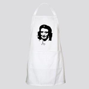 Ayn, revolutionary thinker. Apron