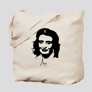 Ayn, revolutionary thinker. Tote Bag