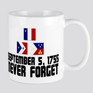 Never Forget w Flags Mug